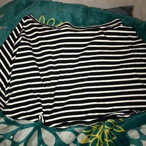 Mini stripe skirt Aeropostale